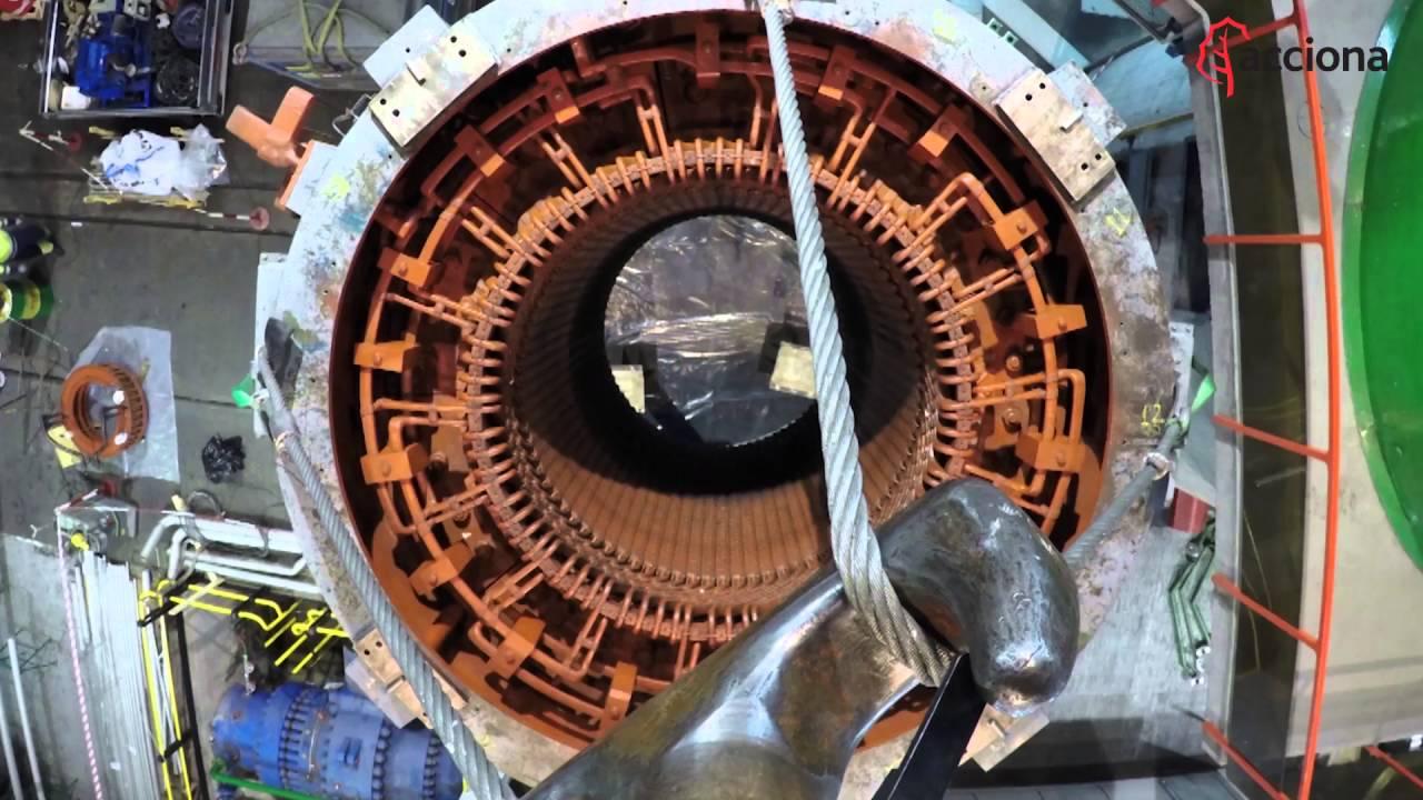 mantenimiento a turbinas